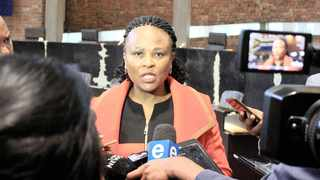 "T""he Constitutional Court has dismissed Public Protector Busisiwe Mkhwebane's appeal against the high court ruling that she be held personally liable for 15% of the SA Reserve Bank's legal costs in the Absa/Bankorp saga. Picture: Dimpho Maja/African News Agency (ANA)"