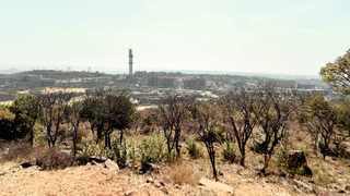 A view of the Pretoria CBD from Fort Klapperkop Nature Reserve. The tourism industry in Tshwane has been working hard during the lockdown to safely reboot the sector. Picture: African News Agency (ANA)