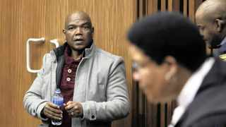 Former intelligence boss Richard Mdluli was found guilty in the South Gauteng High Court for the 1999 kidnapping of his former lover's husband. Picture: African News Agency (ANA)