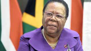 Minister for International Relations and Co-operation Naledi Pandor