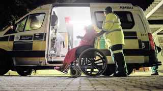 Emergency medical services staff in the province are suffering from post-traumatic stress due to frequent acts of violence against them. Picture: David Ritchie/African News Agency (ANA)
