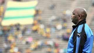 This is the story of last year, anybody can beat anybody, said Pitso Mosimane. Photo:Aubrey Kgakatsi/BackpagePix