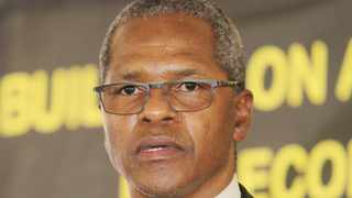 Newly-elected IFP president Velenkosini Hlabisa. Picture: Doctor Ngcobo/African News Agency(ANA)