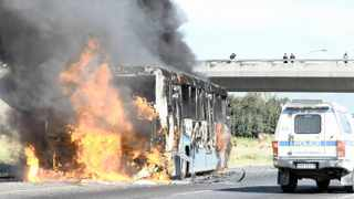 he sight of fires blazing and smoke billowing in black townships across the country has been common on television, often from burnt-down public infrastructure, says the writer. File picture:   Bheki Radebe/African News Agency (ANA)