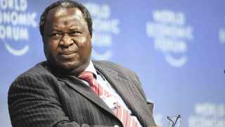 Finance Minister Tito Mboweni. Picture: AP/African News Agency (ANA)