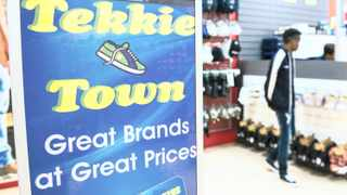Steinhoff International subsidiary Pepkor has lost yet another round against its former Tekkie Town executives for the control of the sneaker maker. File Photo: IOL