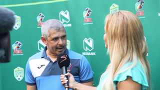 Clinton Larsen looks back fondly at his time at Chippa. Photo: BackpagePix
