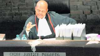 Chief Justice Mogoeng Mogoeng slammed how the NPA assessed the performance of prosecutors by using the conviction rate of their cases as a test for determining their convictions.