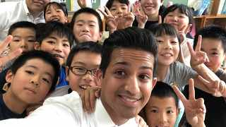 Jason Jetnarayan was an English teacher when he first arrived in Japan, was surprised at the fallout xenophobia caused in Japan.