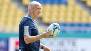 Italy boss Conor O'Shea has a plan to deal with the Springboks.