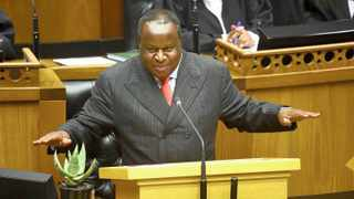 FINANCE Minister Tito Mboweni delivered his Medium-term Budget Policy Statement this week.     Phando Jikelo African News Agency (ANA)