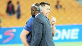 Eric Tinkler and his troops have every reason to believe that this is their time. Photo: Aubrey Kgakatsi BackpagePix