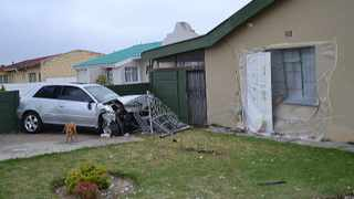 Audi crashed into Kraaifontein family's home