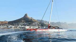 THE World Wildlife Fund (WWF) South Africa  and and racing trimaran Love Water will tackle marine plastic pollution during the CAPE2RIO 2020 yacht race next month.     Supplied