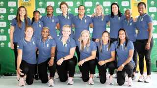 South Africa is sending arguably its most experienced team to the ICC Women's World T20. Photo: Samuel Shivambu/BackpagePix