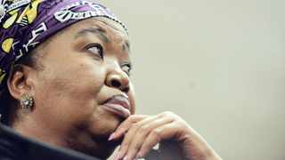 SPEAKER of council Katlego Mathebe has been warned she would face the chop if she did not allow today's motions of no confidence against her and mayor Stevens Mokgalapa.     Oupa Mokoena  African News Agency (ANA)