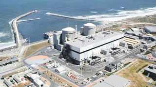 An aerial view of the Koeberg Nuclear Power Station, which has just undergone a record clean-up.     SUPPLIED