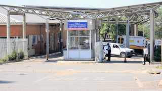 Tembisa Hospital is severely overcrowded and only just recovering from antibiotic-resistant infections that caused the deaths of ten babies, the DA said. Picture: Dimpho Maja/African News Agency(ANA)