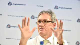 Anglo American Platinum chief executive Chris Griffith said yesterday that he felt this was the ideal time for him to hand over the baton and pursue new opportunities. Photo: Itumeleng English/African News Agency (ANA)