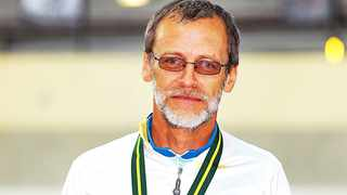 Koos Roux was cycling with his son Kobus on Bottelary Road between Kuilsriver and Stellenbosch when he was killed. Picture: Supplied