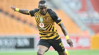 George Maluleka is leaving Kaizer Chiefs for Mamelodi Sundowns. Picture: Sydney Mahlangu BackpagePix