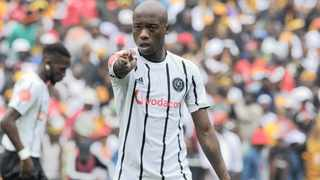 Ben Motshwari has tested positive for the coronavirus. Picture: Sydney Mahlangu/BackpagePix