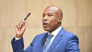 South African Reserve Bank (Sarb) Governer, Lesetja Kganyago, today announced the bank's latest decision on interest rates for the country.   Thobile Mathonsi African News Agency (ANA)
