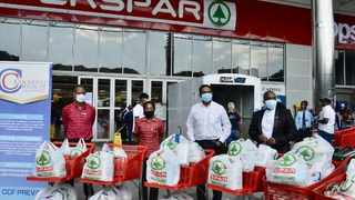 The Spar Group share price surged by more than 6% on the JSE yesterday. Photo: File