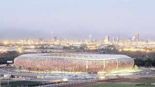 FNB Stadium, also known as Soccer City, hosted the 2010 World Cup final.