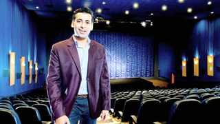 The heads of South Africa's cinema scene, including AB Moosa, the chief executive of the Avalon Group, are confident the show is not over yet for the big screen. Picture:Supplied
