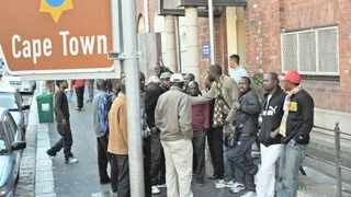 Cape Town Central police station employees allege the station remains open even after workers test positive.     Jeffrey Abrahams African News Agency (ANA) Archives