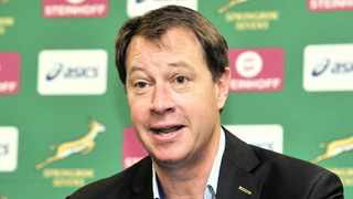 SA Rugby chief executive Jurie Roux is expecting to confirm this when he hosts a media briefing this afternoon, and it is likely that he will also confirm South Africa's interest in Europe's Pro14. Photo: Ryan Wilkisky/BackpagePix