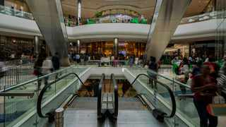 File image of Mall of Africa