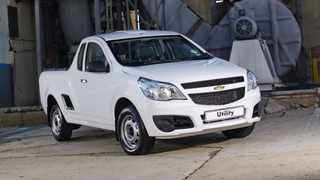 All Chevrolet products, including the locally-made Utility, will be pulled from the market.