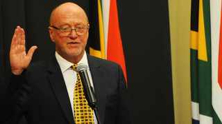 Derek Hanekom is in the ANC's crosshairs after admitting that he met with the EFF to plot Jacob Zuma's removal from office. Picture Cindy Waxa/African News Agency (ANA)