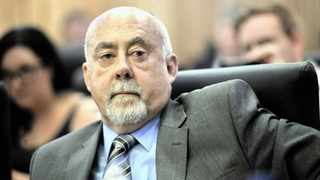 Dr Wouter Basson was head of the apartheid government's chemical and biological warfare programme. Picture: Oupa Mokoena