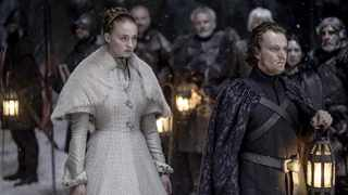 Sophie Turner as Sansa Stark in Game of Thrones. Picture: HBO