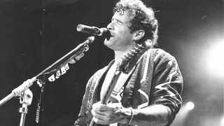Johnny Clegg has recorded and performed with his bands Juluka and Savuka during the most trying times in our country's history.