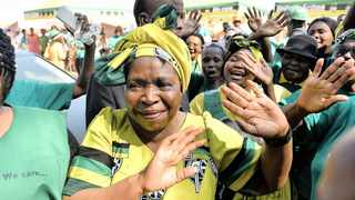 FOCUSED: Nkosazana Dlamini Zuma says if she is asked to stand for president, she will not decline, as she has served the ANC her whole life. Picture: Oupa Mokoena/ANA Pictures