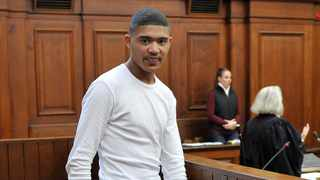 Cameron Wilson is expected to receive judgement in the Western Cape High Court on Friday. Picture: Noor Slamdien/ANA Pictures