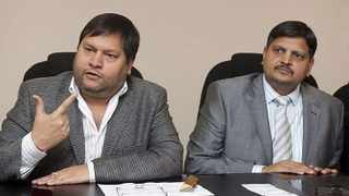 Ajay and Atul Gupta   File photo: Independent Media