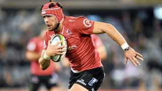 Warren Whiteley in action for the Lions. Photo: EPA/ Lukas Coch