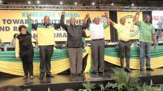 The ANC Top 6