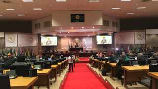 A consultative meeting of the PAP East African Regional Caucus to sensitise countries on the ratification of the Malabo Protocol is to kick off in Kenya. File picture: @AfrikParliament/Twitter.