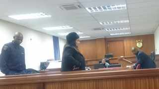 Suspended SABC group sports executive Sully Motsweni appeared in the Johannesburg Specialised Crime Court and was granted bail of R5000. Picture: Lindile Sifile/The Star