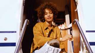 """""""Whitney"""" is not just a formulaic, artist's-rise-and-fall documentary. Photo from the estate of Whitney E. Houston-Roadside Attractions"""