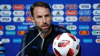 Southgate: Our team will be better in two years with more life experience, but maybe we won't get this opportunity again. Photo: Felipe Trueba/EPA