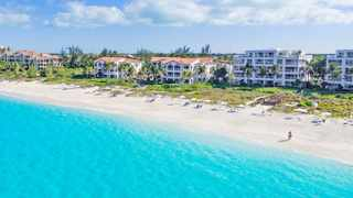 The Turks and Caicos Islands have become a star-studded destination. Picture: The Turks and Caicos Islands website.