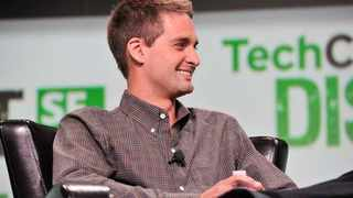 Evan Spiegel Photo: Facebook
