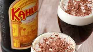Kahlua Hot Chocolate. Picture: Supplied